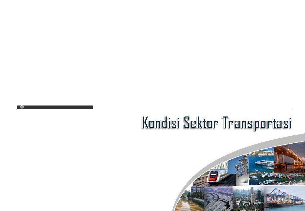 Kondisi Sektor Transportasi