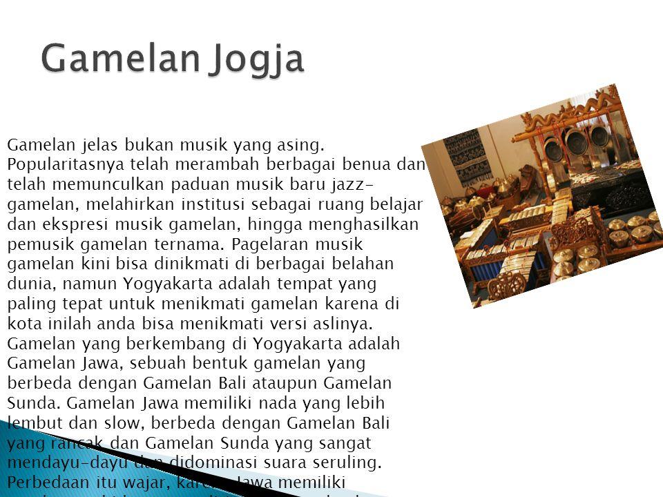 Gamelan Jogja
