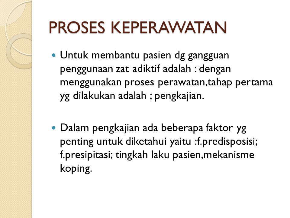 PROSES KEPERAWATAN
