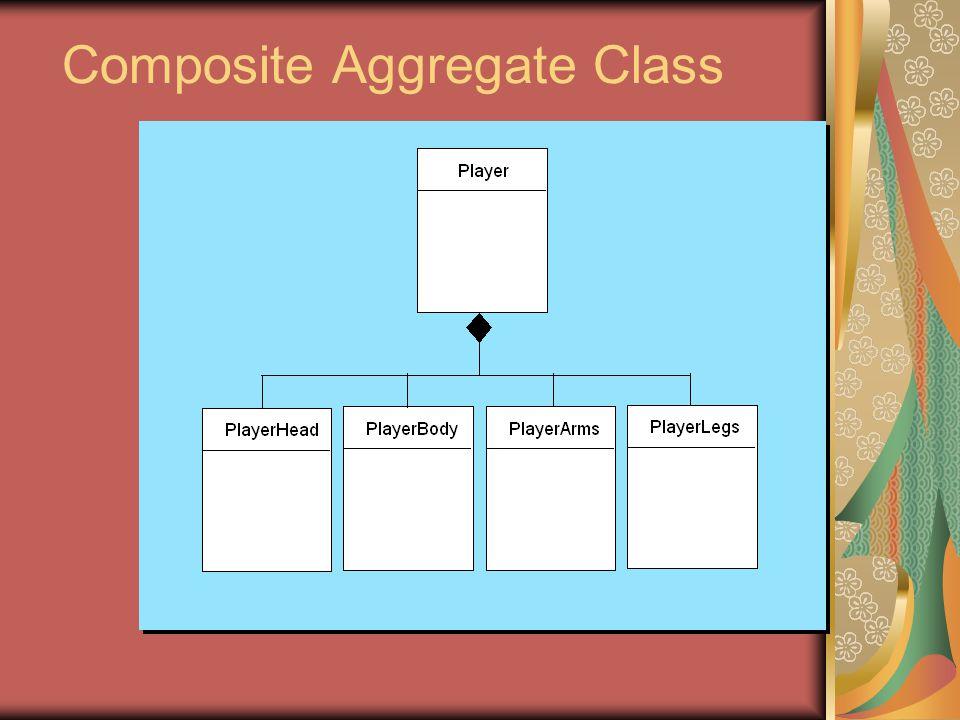 Composite Aggregate Class
