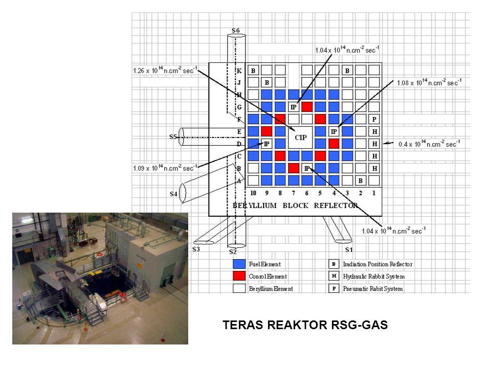 TERAS REAKTOR RSG-GAS