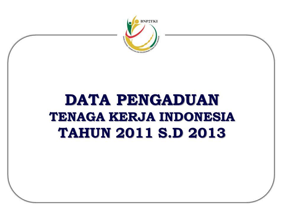 TENAGA KERJA INDONESIA