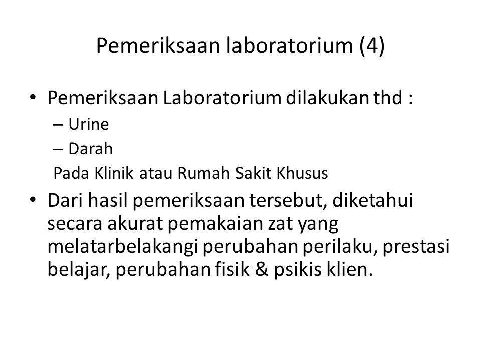 Pemeriksaan laboratorium (4)