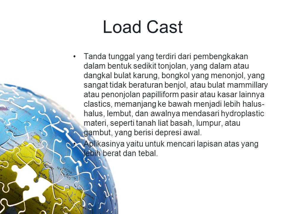 Load Cast