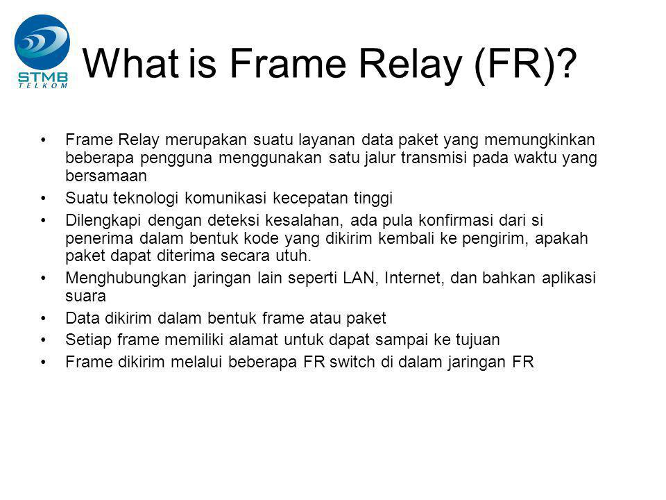 What is Frame Relay (FR)
