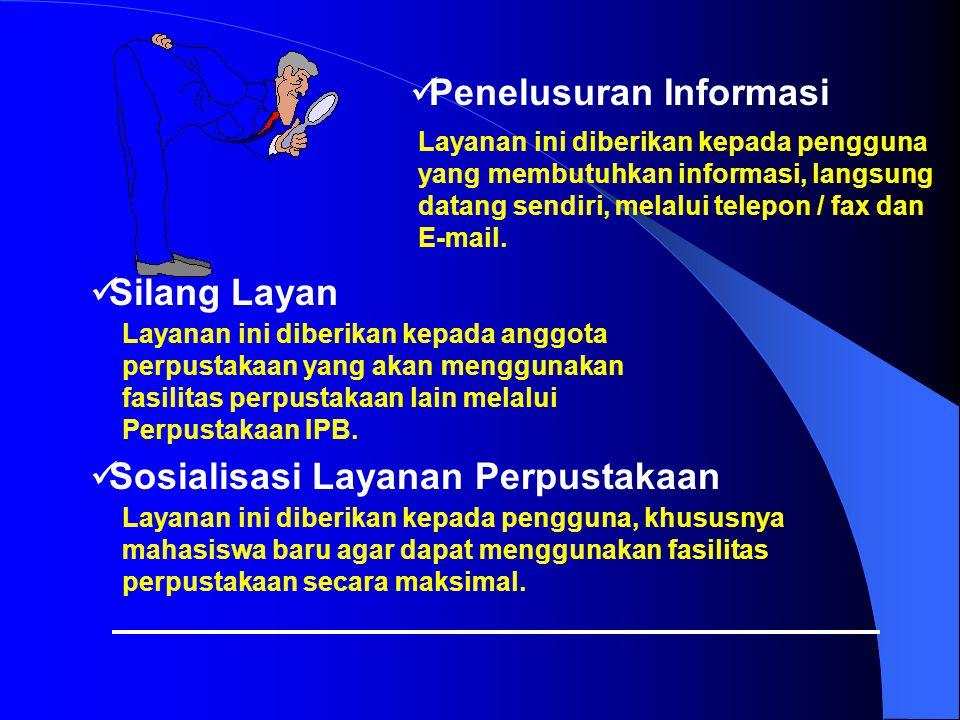 Penelusuran Informasi