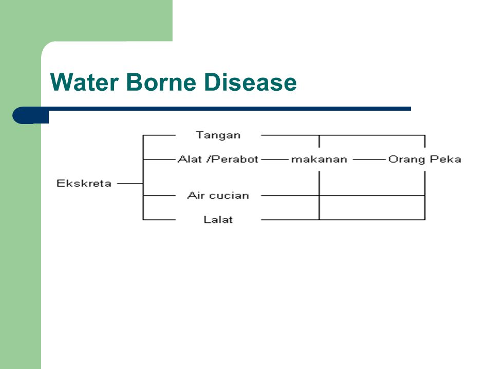Water Borne Disease