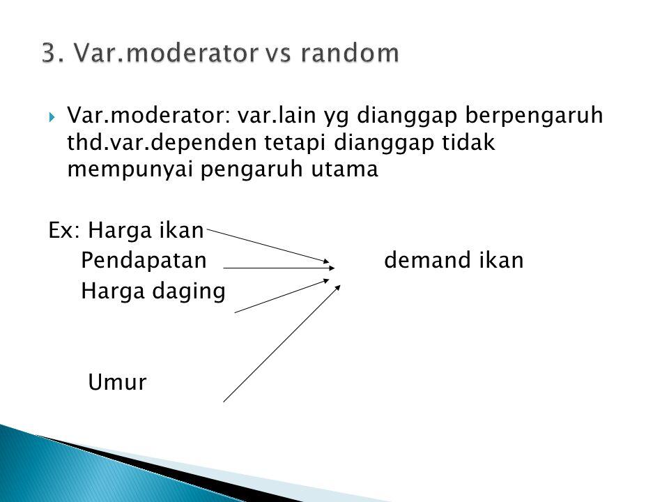 3. Var.moderator vs random