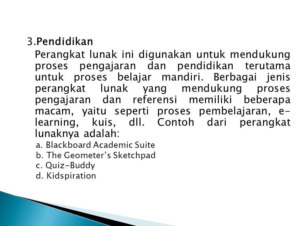 3.Pendidikan