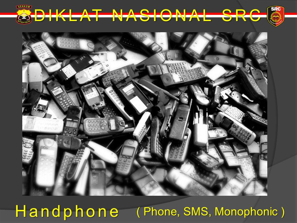 ( Phone, SMS, Monophonic )