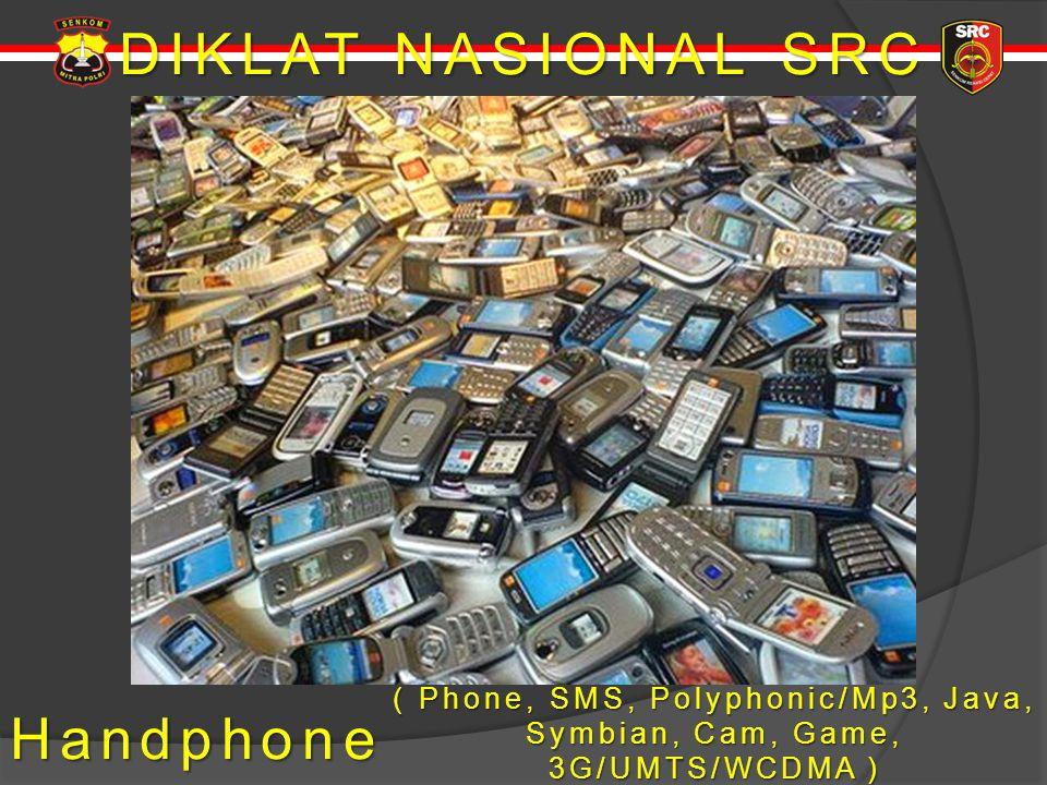 DIKLAT NASIONAL SRC Handphone