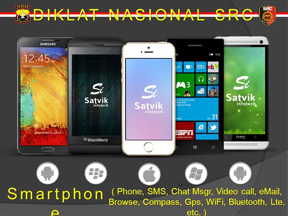DIKLAT NASIONAL SRC Smartphone