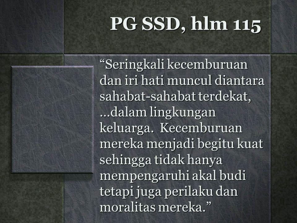 PG SSD, hlm 115