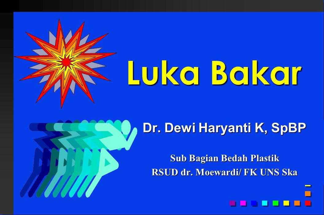 Sub Bagian Bedah Plastik RSUD dr. Moewardi/ FK UNS Ska