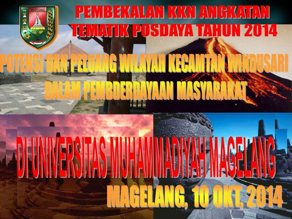 DI UNIVERSITAS MUHAMMADIYAH MAGELANG