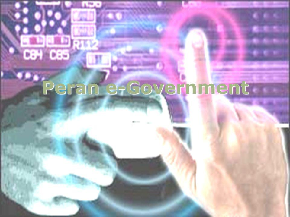 Peran e-Government