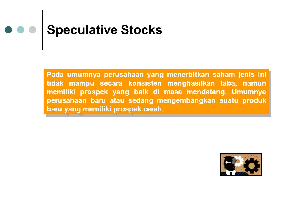 Speculative Stocks