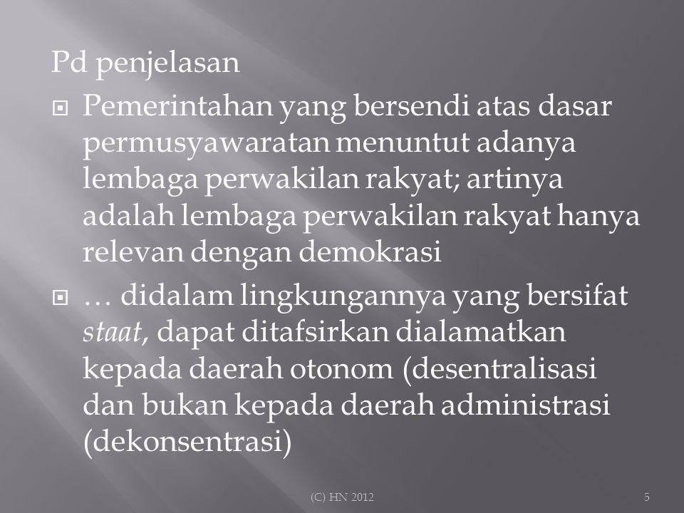 Hukum Administrasi Daerah