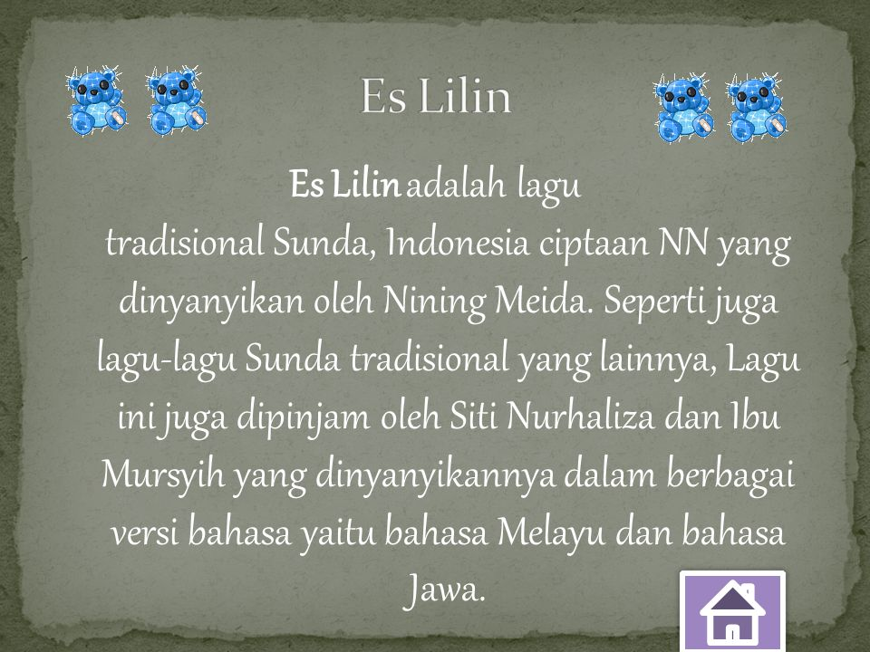 Es Lilin