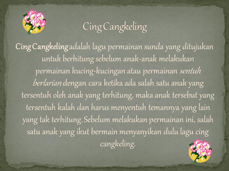 Cing Cangkeling