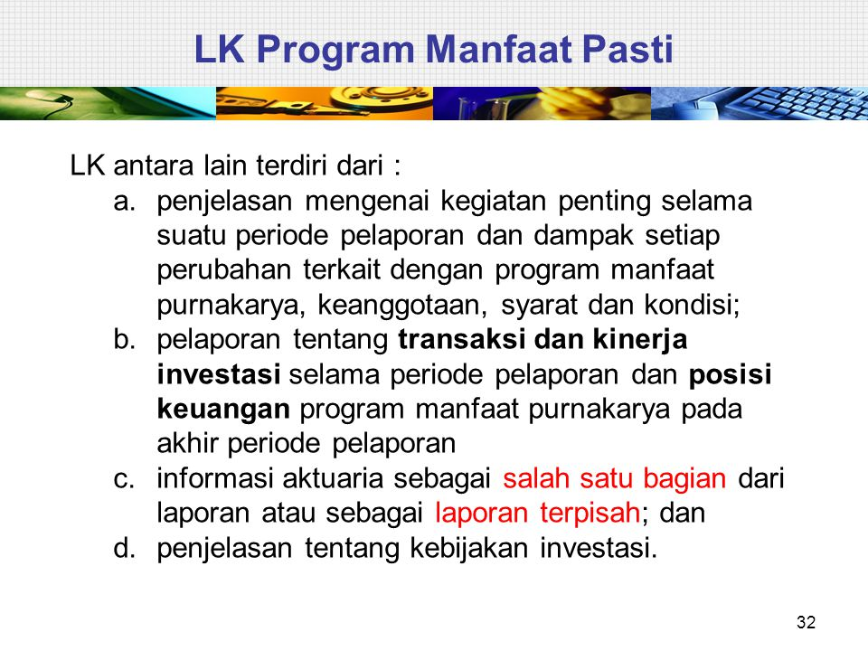 LK Program Manfaat Pasti