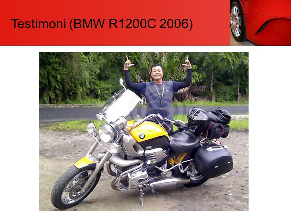 Testimoni (BMW R1200C 2006)