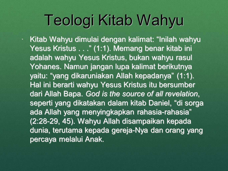 Teologi Kitab Wahyu
