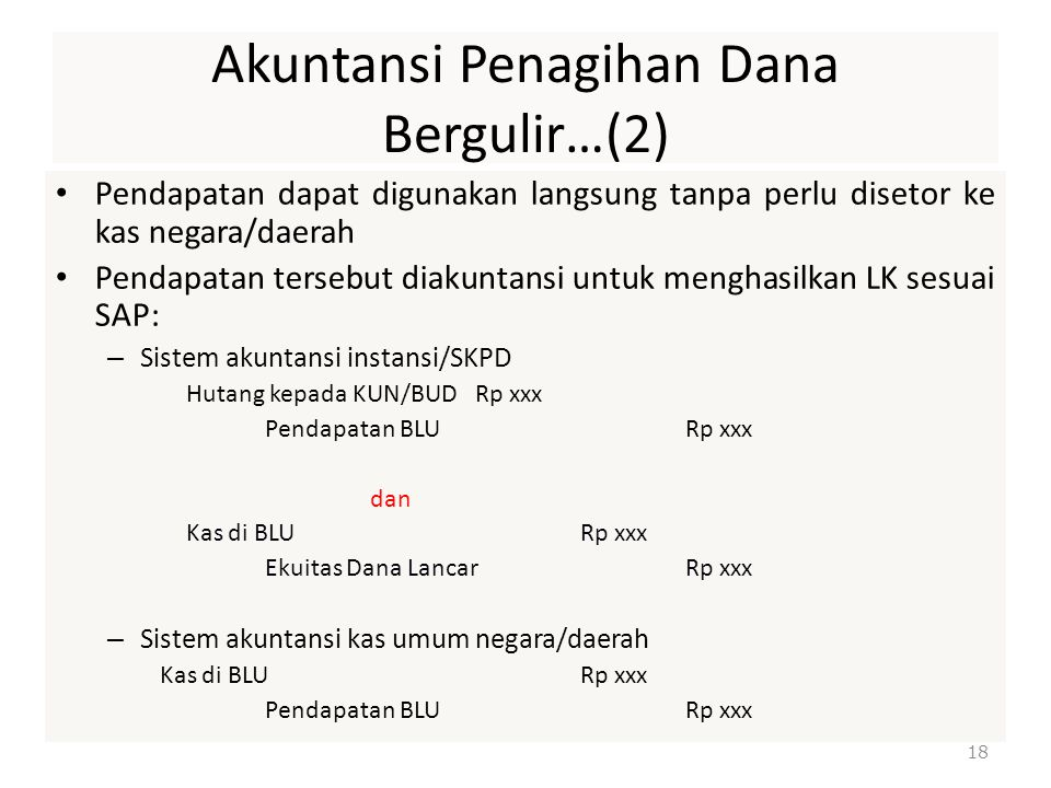 Akuntansi Penagihan Dana Bergulir…(2)