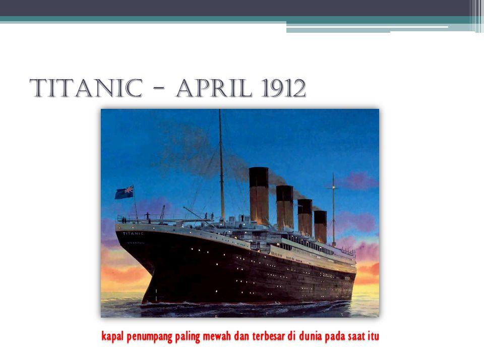 kapal penumpang paling mewah dan terbesar di dunia pada saat itu
