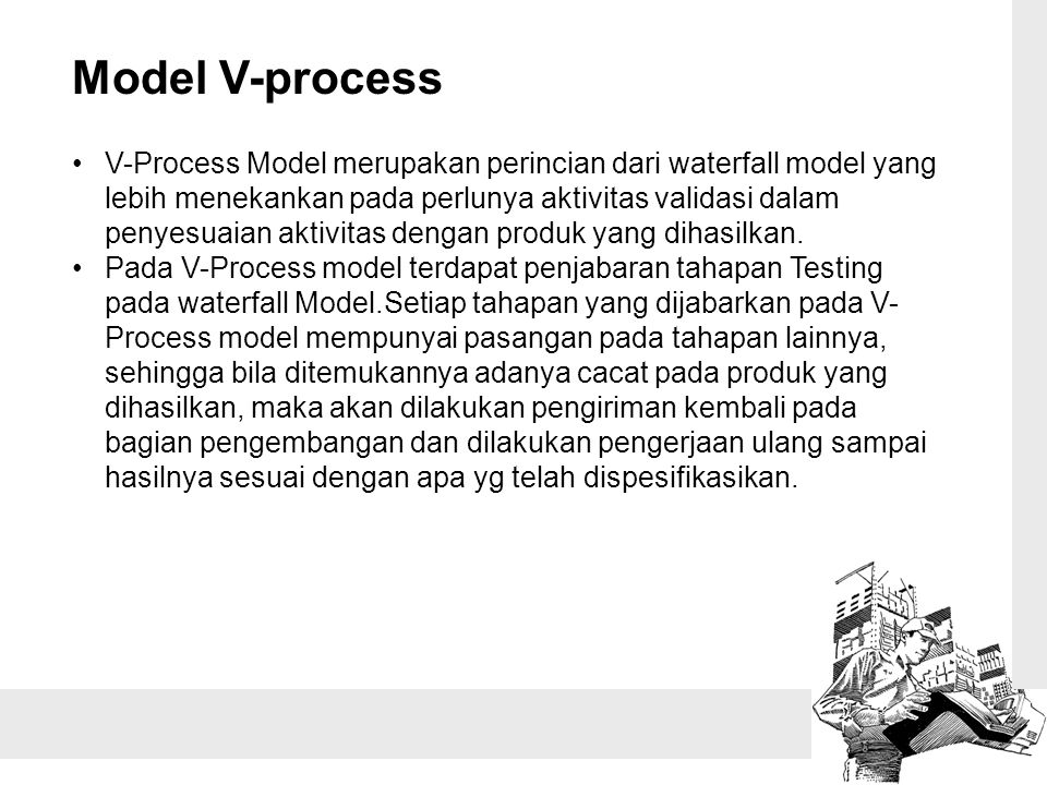 Model V-process