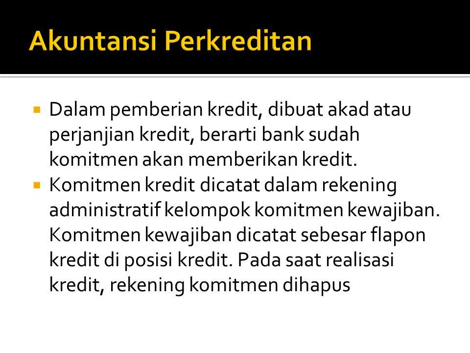 Akuntansi Perkreditan