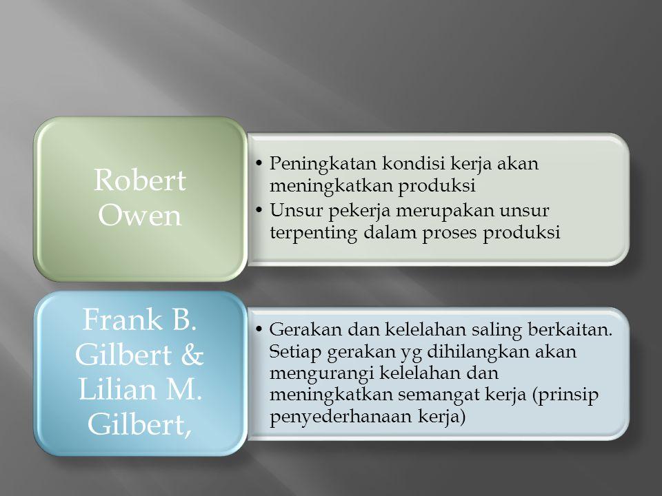 Frank B. Gilbert & Lilian M. Gilbert,