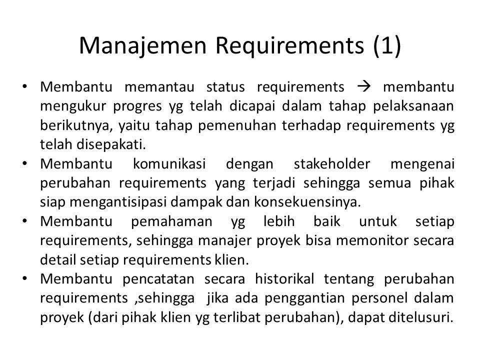 Manajemen Requirements (1)