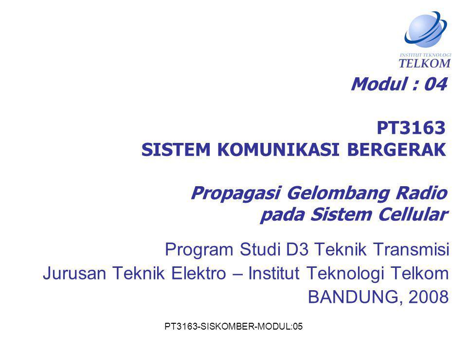 Program Studi D3 Teknik Transmisi