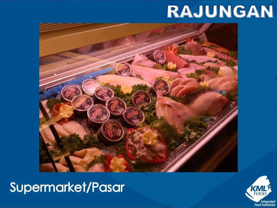 RAJUNGAN Supermarket/Pasar