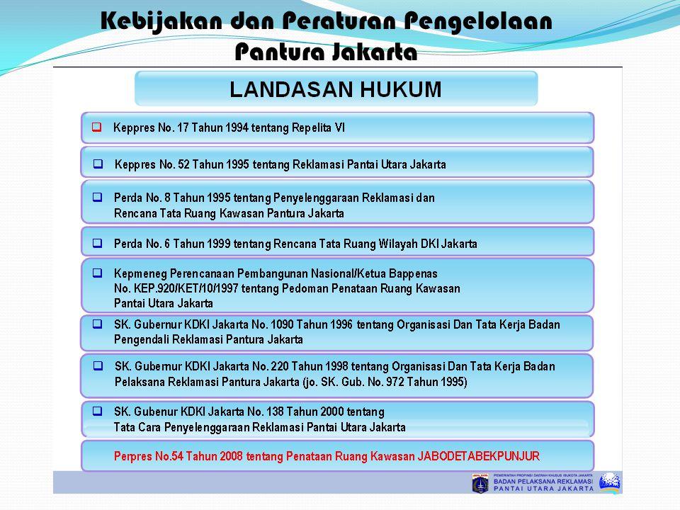 Kebijakan dan Peraturan Pengelolaan Pantura Jakarta