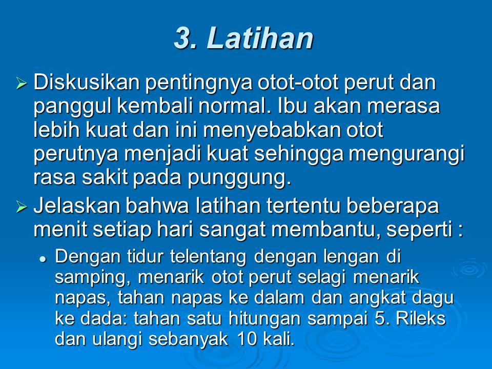 3. Latihan