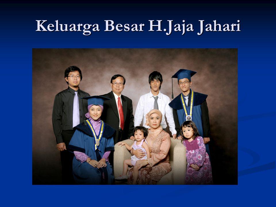 Keluarga Besar H.Jaja Jahari