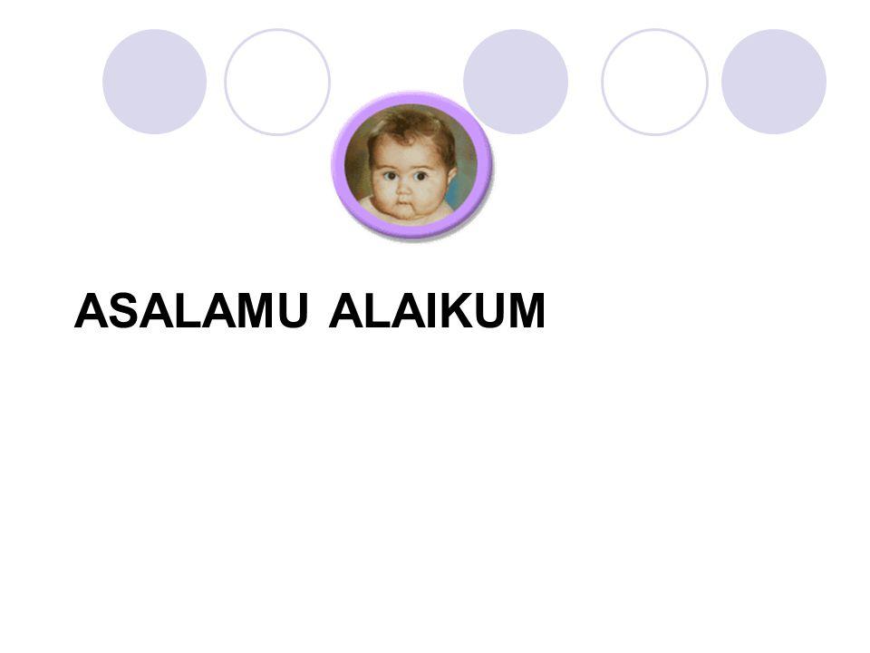 ASALAMU ALAIKUM