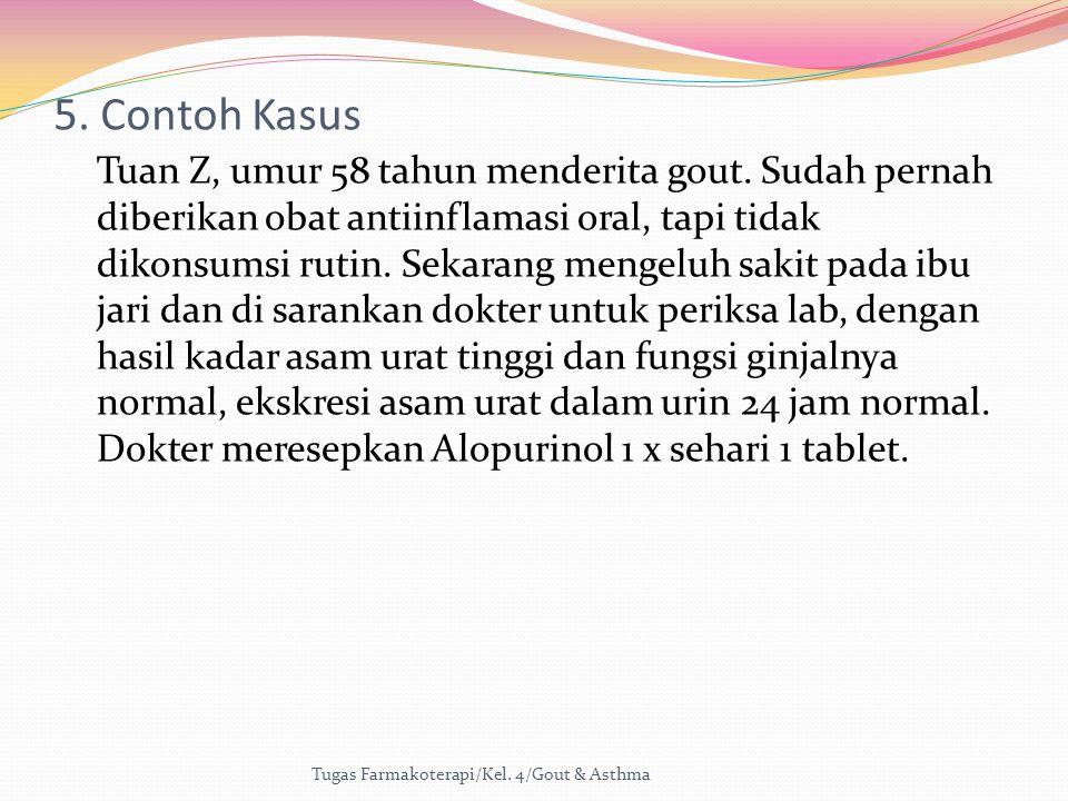 5. Contoh Kasus