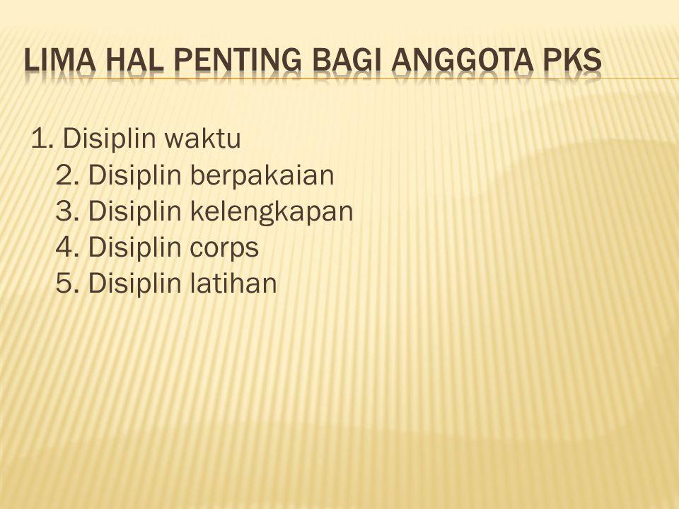 Lima Hal Penting Bagi Anggota PKS