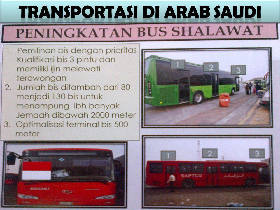Transportasi di arab saudi