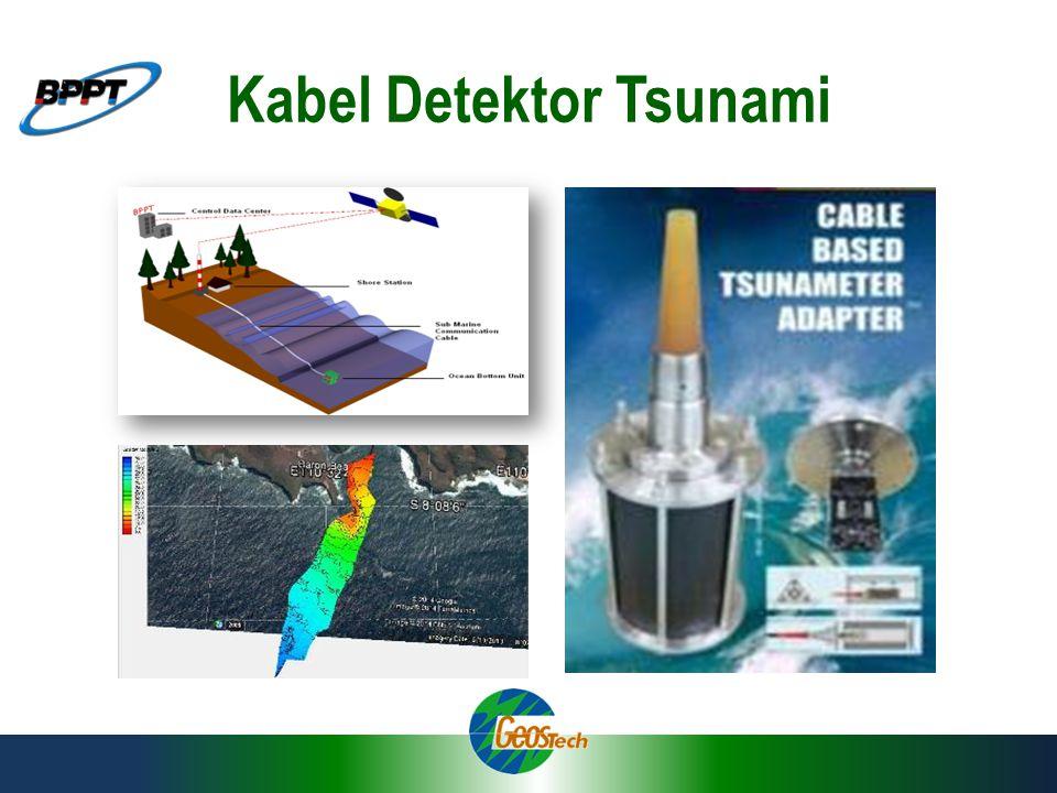 Kabel Detektor Tsunami