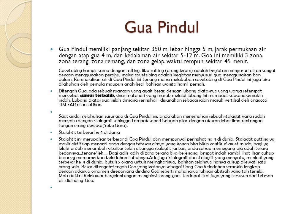 Gua Pindul