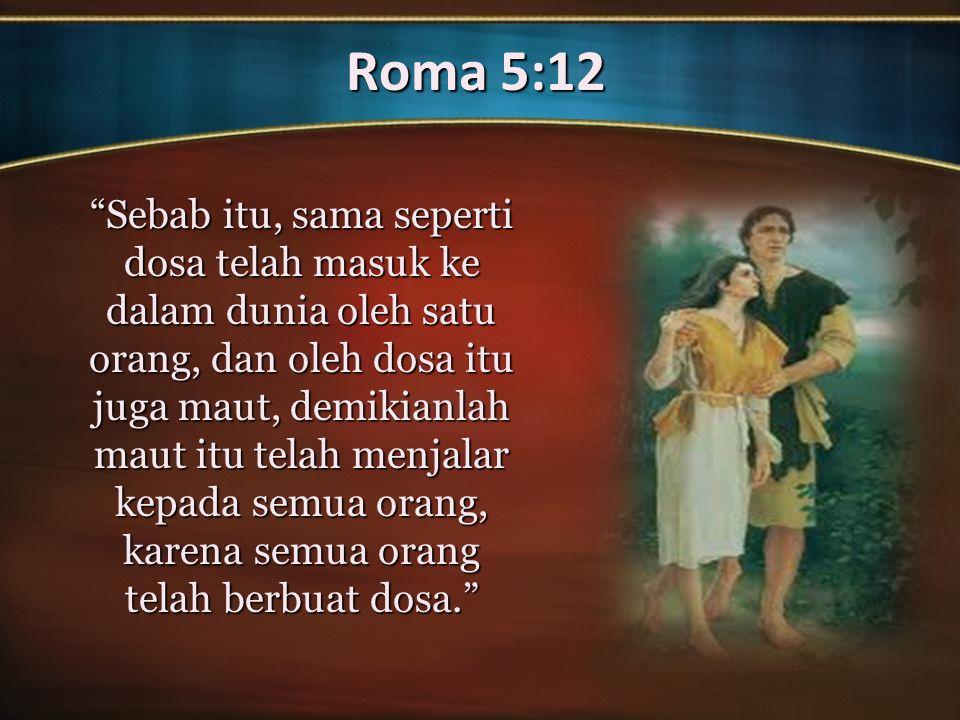 Roma 5:12