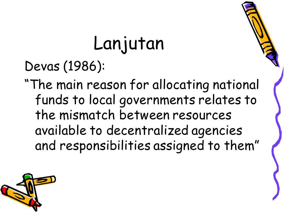 Lanjutan Devas (1986):