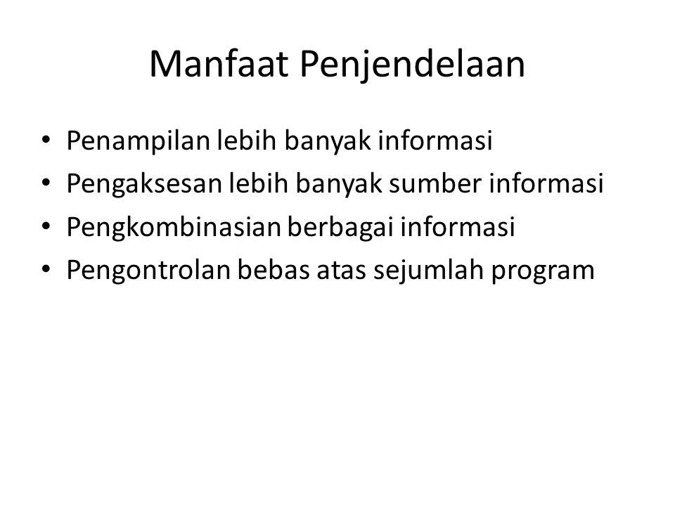 Manfaat Penjendelaan Penampilan lebih banyak informasi