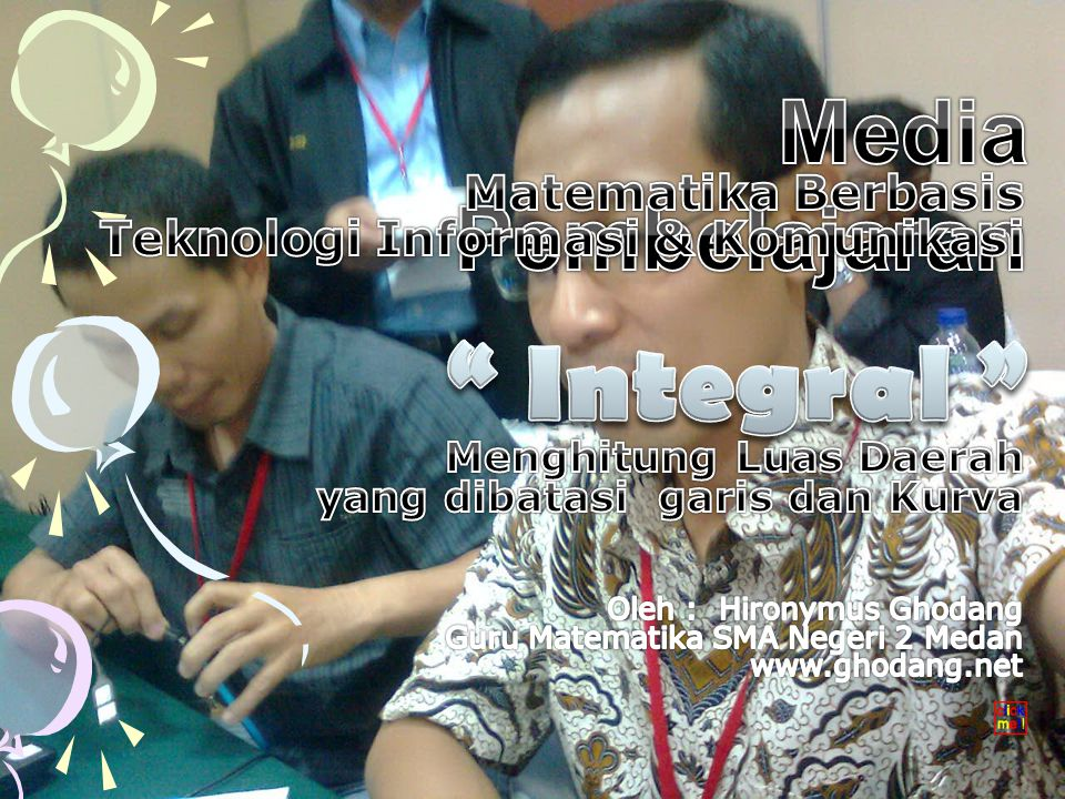 Integral Media Pembelajaran Matematika Berbasis