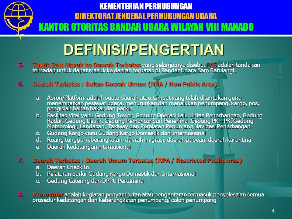 DEFINISI/PENGERTIAN