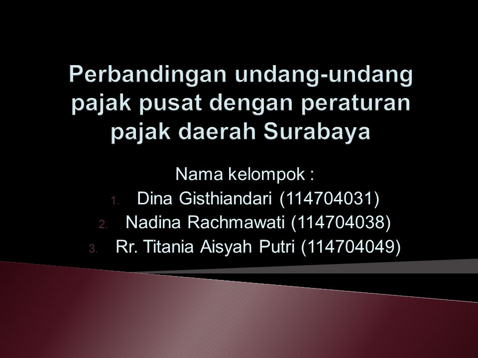 Rr. Titania Aisyah Putri (114704049)